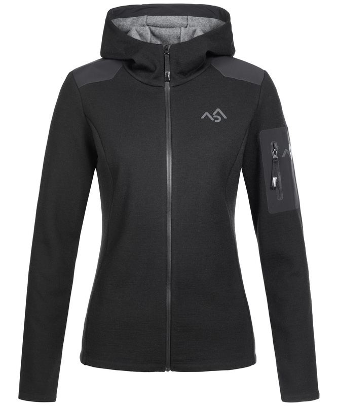 WX3 Merino Hooded Jacket