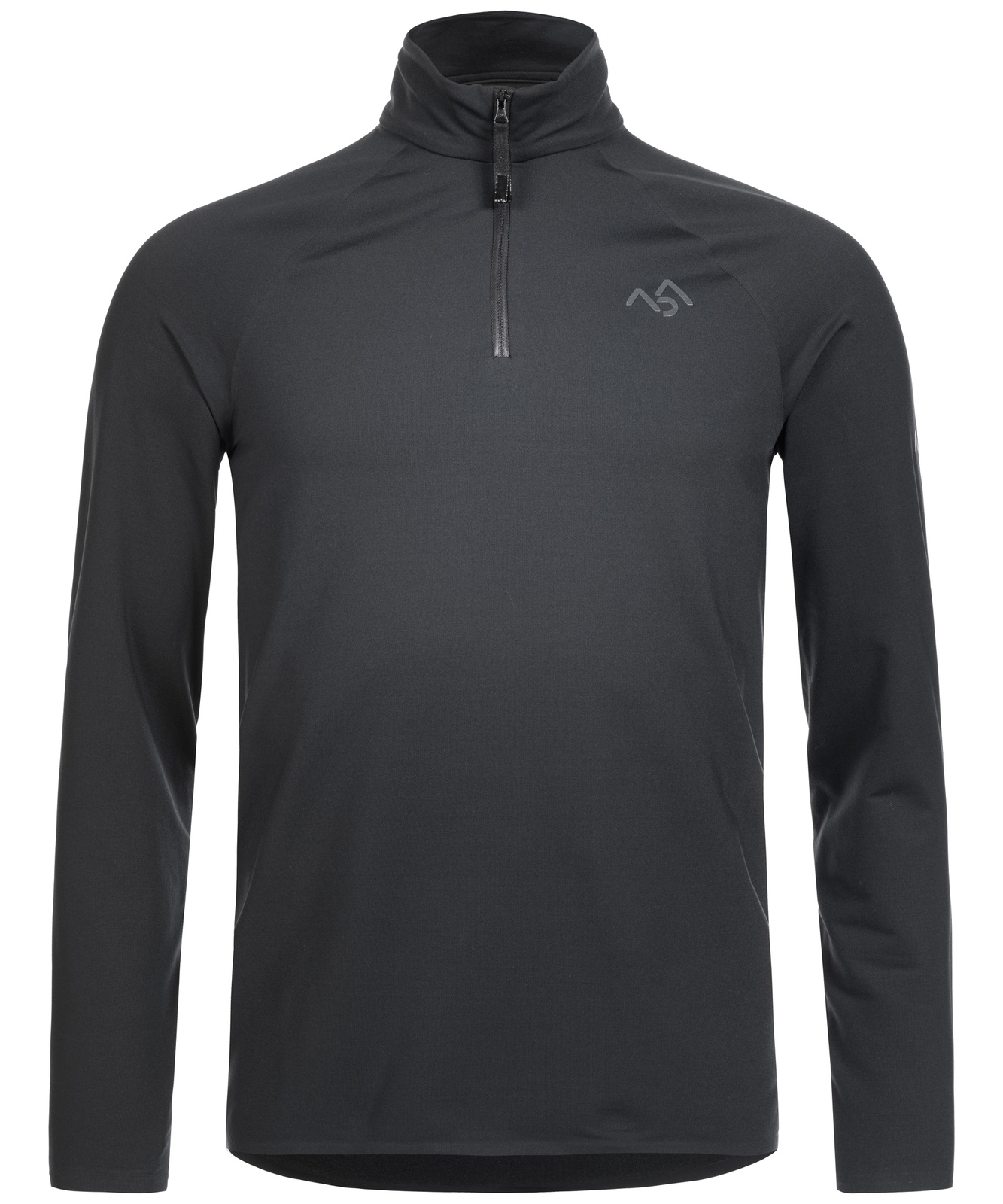 MB2 Fleece Zip Shirt LS