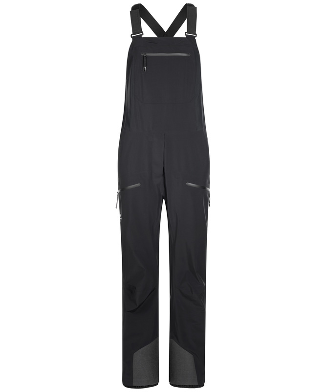 WP20 Shell Bib Pant