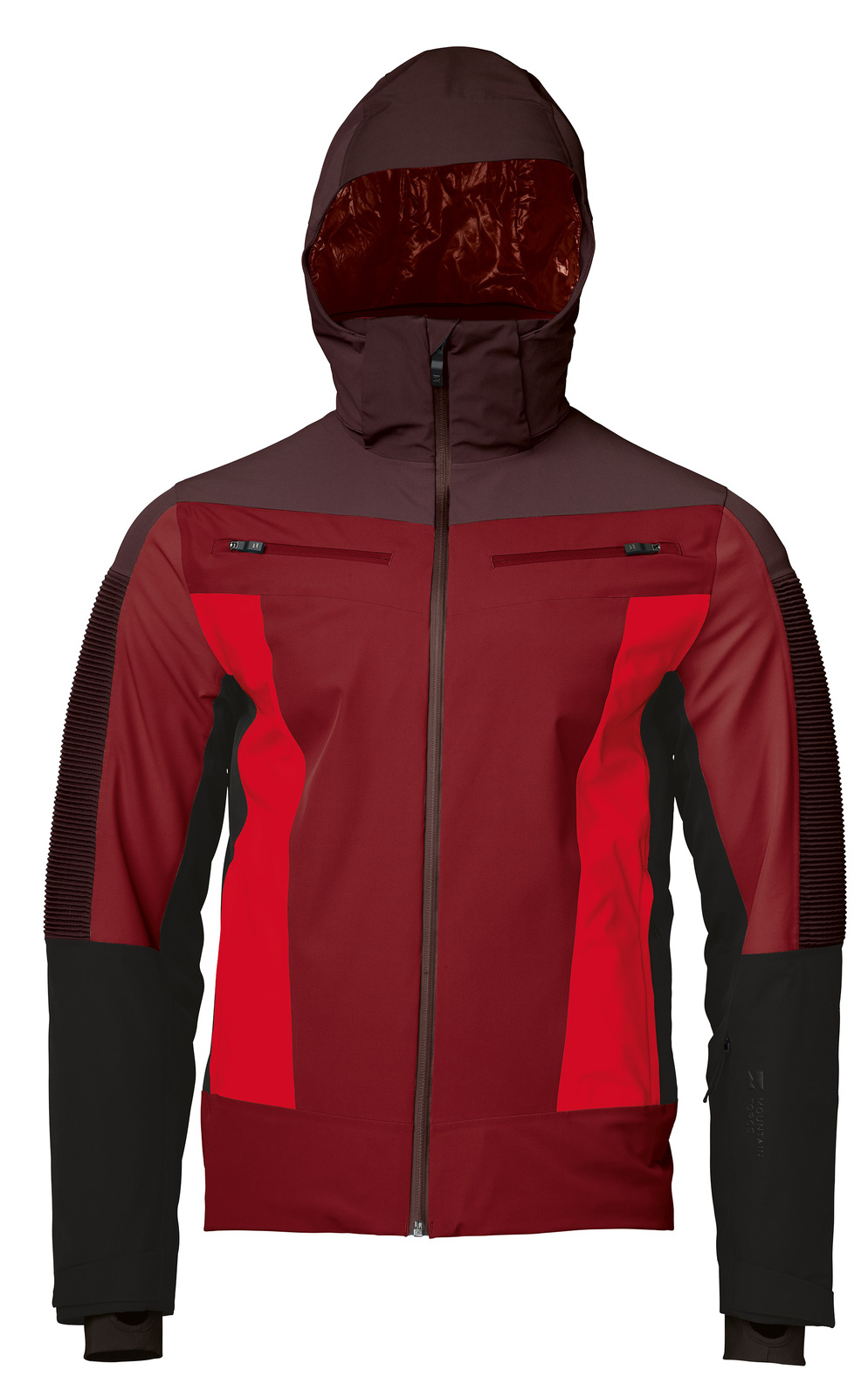 Men Racer Jacket