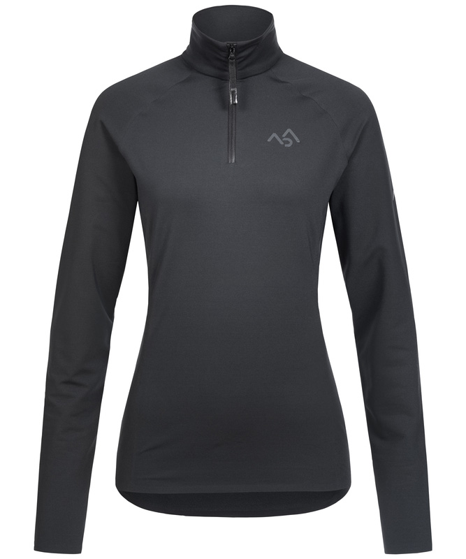 WB2 Fleece Zip Shirt LS