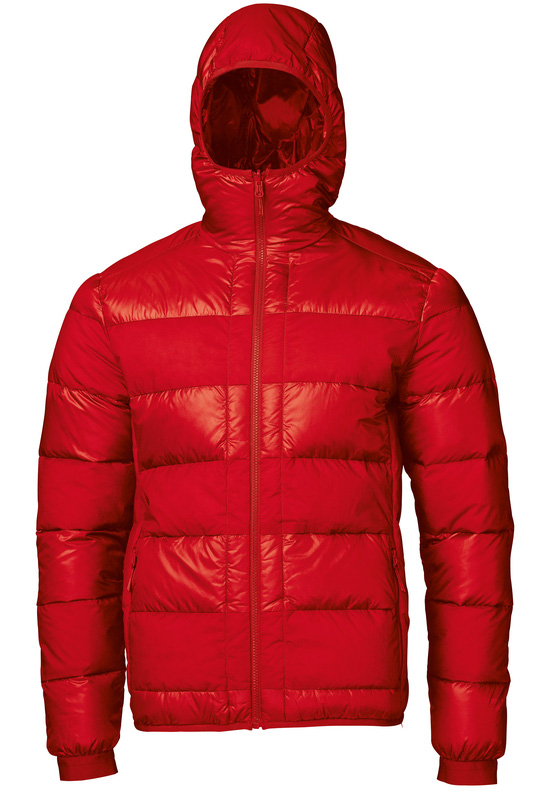 Men Reverse down Jacket